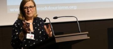 Agnès Gascoin, Présidente association Femmes du Tourisme